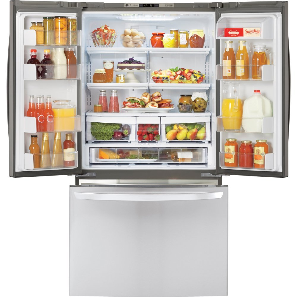 Charmant Counter Depth French Door Refrigerator. Counter Depth