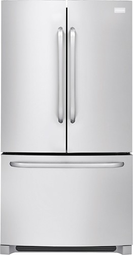 Frigidaire - 26.7 Cu. Ft. is an example of French door refrigerator
