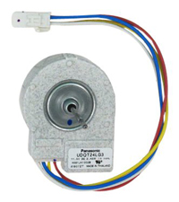 GE WR84X10055 Condenser Fan Motor for Refrigerator